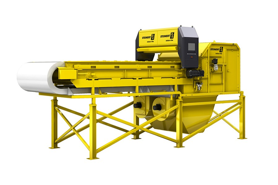Steinert US - UniSort Film Recycling Sorting Systems