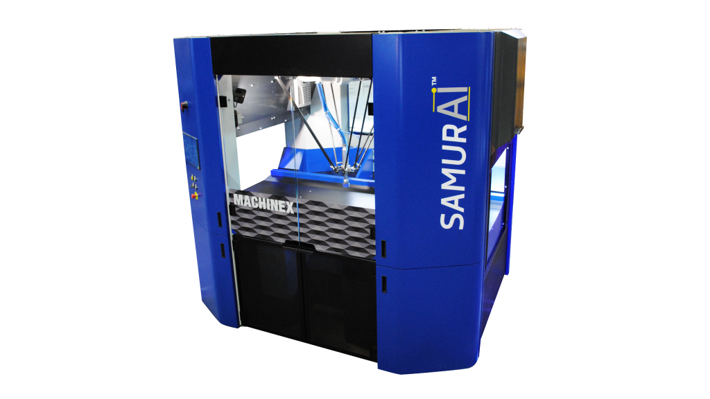 Lakeshore Recycling Systems has installed the first SamurAI sorting robot from Machinex in its Heartland Recycling Center.