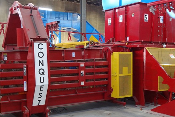 Harris - Conquest II Balers