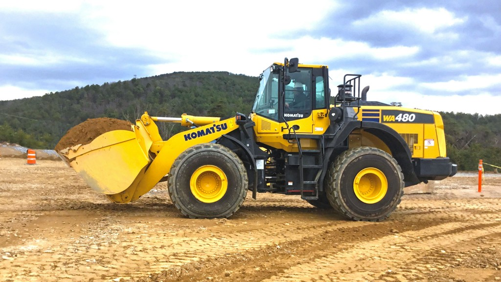 The WA480-8 is highly productive and more efficient to reduce fuel costs.
