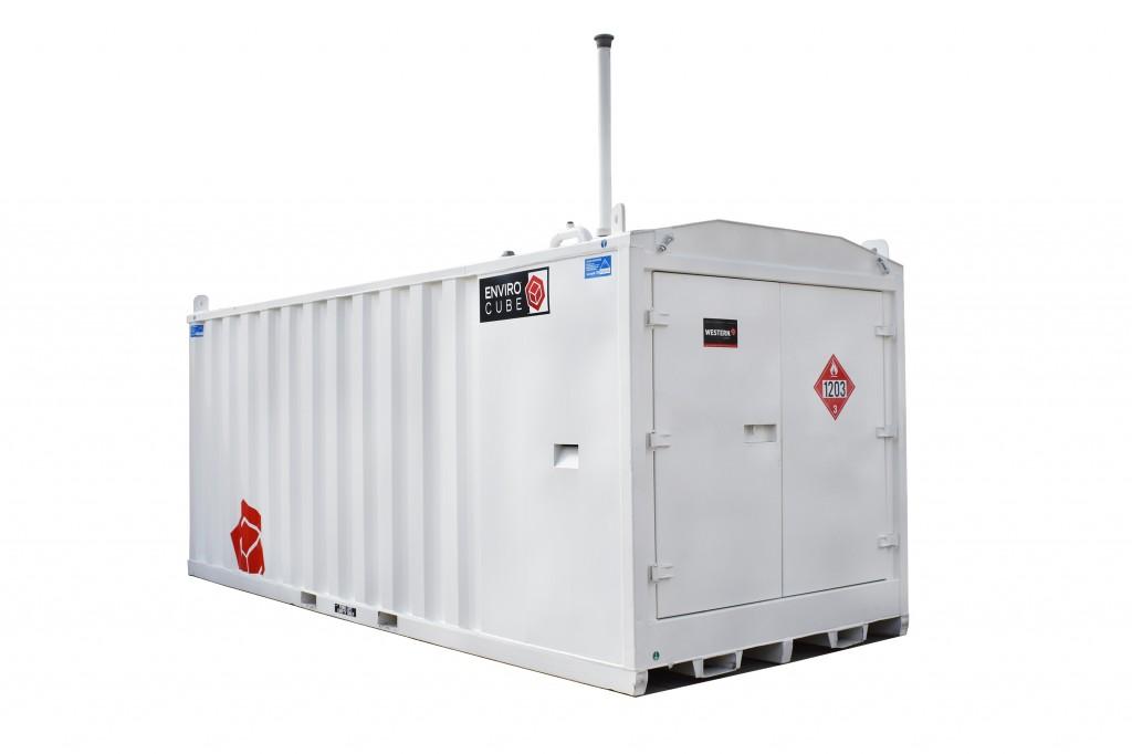 Western Global - EnviroCube E200 Mobile Fuel Tanks