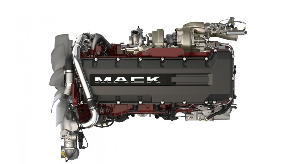 Mack Trucks - MP8HE Diesel Engines