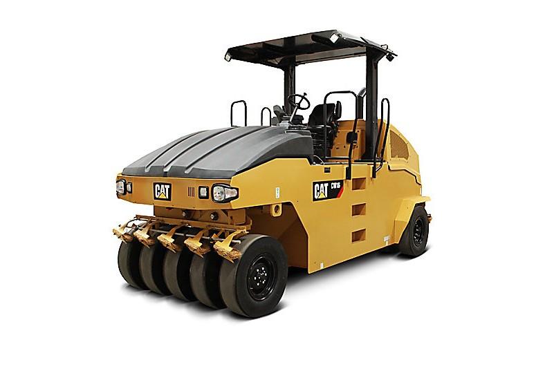 Caterpillar Inc. - CW16 9-wheel Pneumatic Tire Rollers