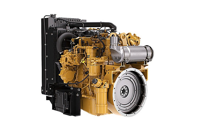 Caterpillar Inc. - Cat® C3.4B Diesel Engines