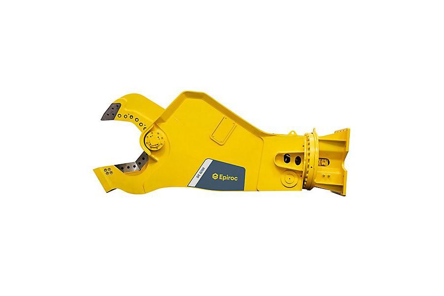 Epiroc Canada - SC 2500 R Hydraulic Scrap Shears