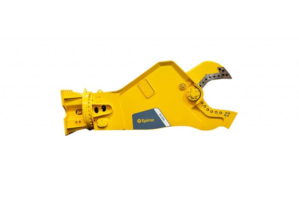 Epiroc Canada - SC 8300 R Hydraulic Scrap Shears