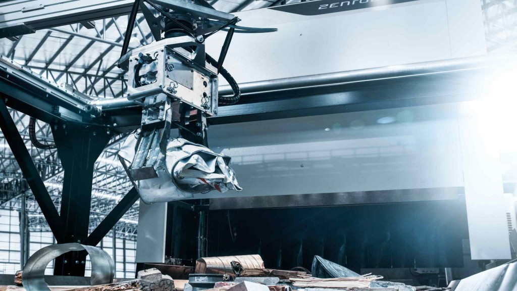 Swedish waste management company, ​Lundstams, invests in robotic sorting to increase resource recovery