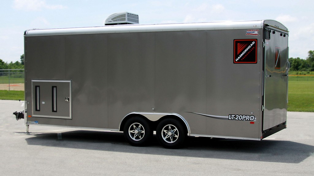 A new purpose-built trailer by HammerHead offers CIPP operations a useful base to work from.