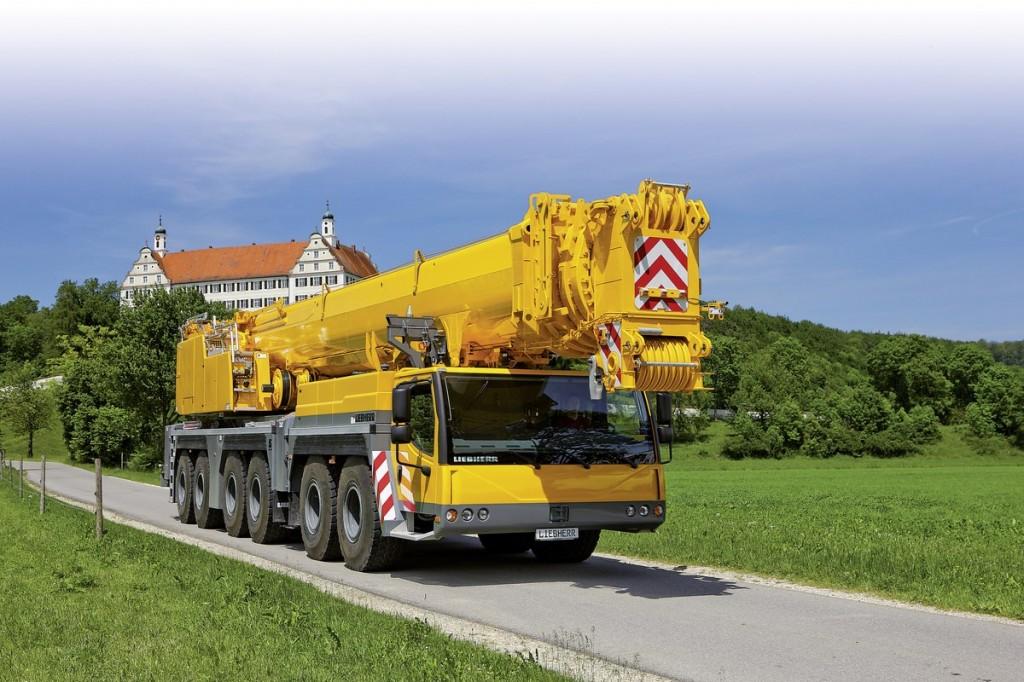 Liebherr Canada - LTM 1350-6.1 Mobile Cranes