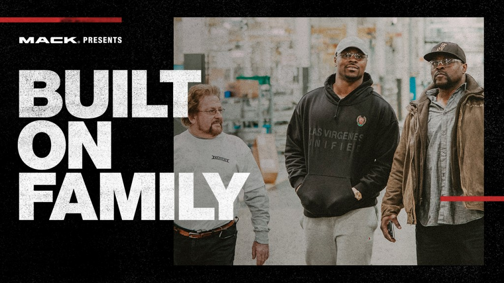 Watch this: Mack families meet in new #RoadLife episode