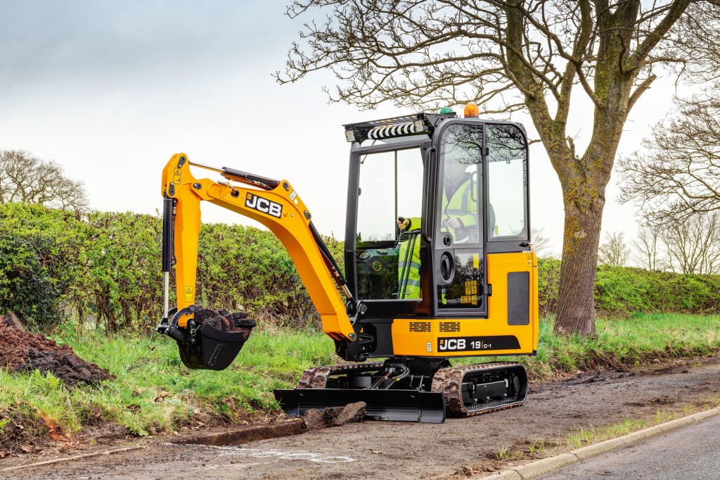 JCB - 19C-1 Mini Excavators