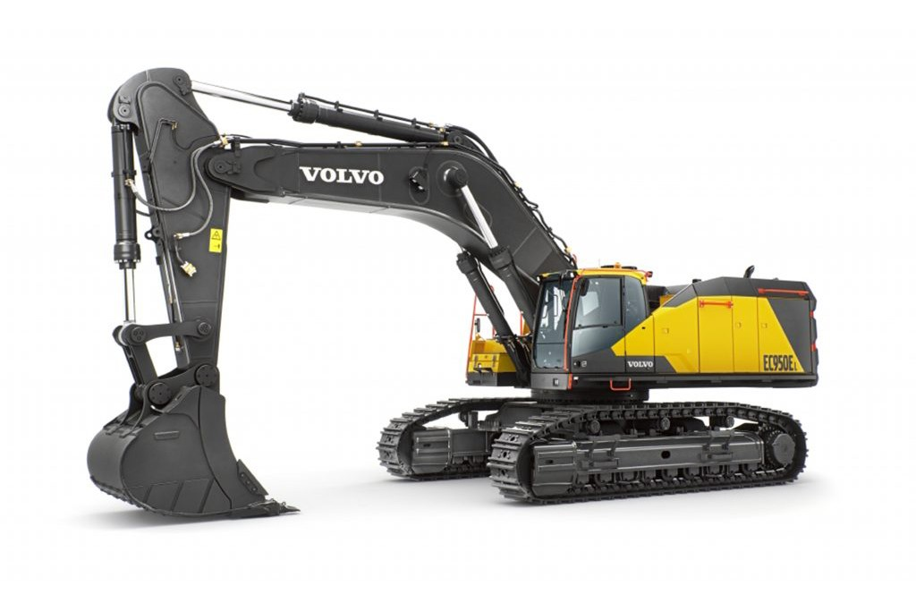 Volvo Construction Equipment - EC950E Excavators