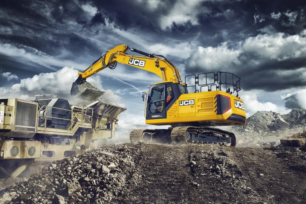 JCB - 220X Excavators