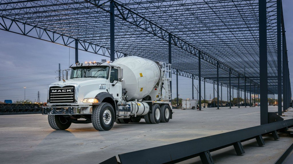 Mack Granite model to be available with Lytx video telematics