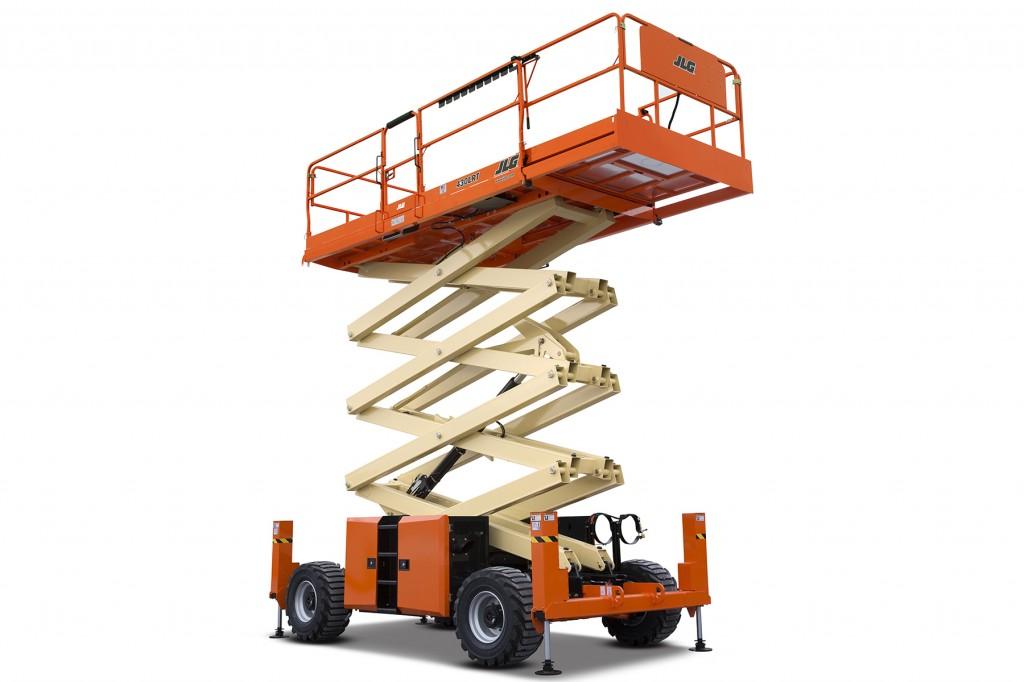 JLG Industries - 430LRT Scissor Lifts