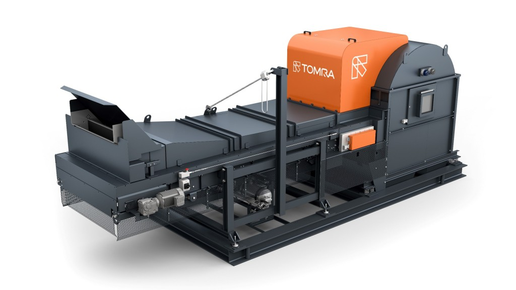 TOMRA's X-TRACT separates heavy metals from aluminum alloys with high precision - regardless of the materials' size, moisture, or surface pollution level - achieving aluminum purities of 98-99%, even from a varied mix and with small grain sizes.