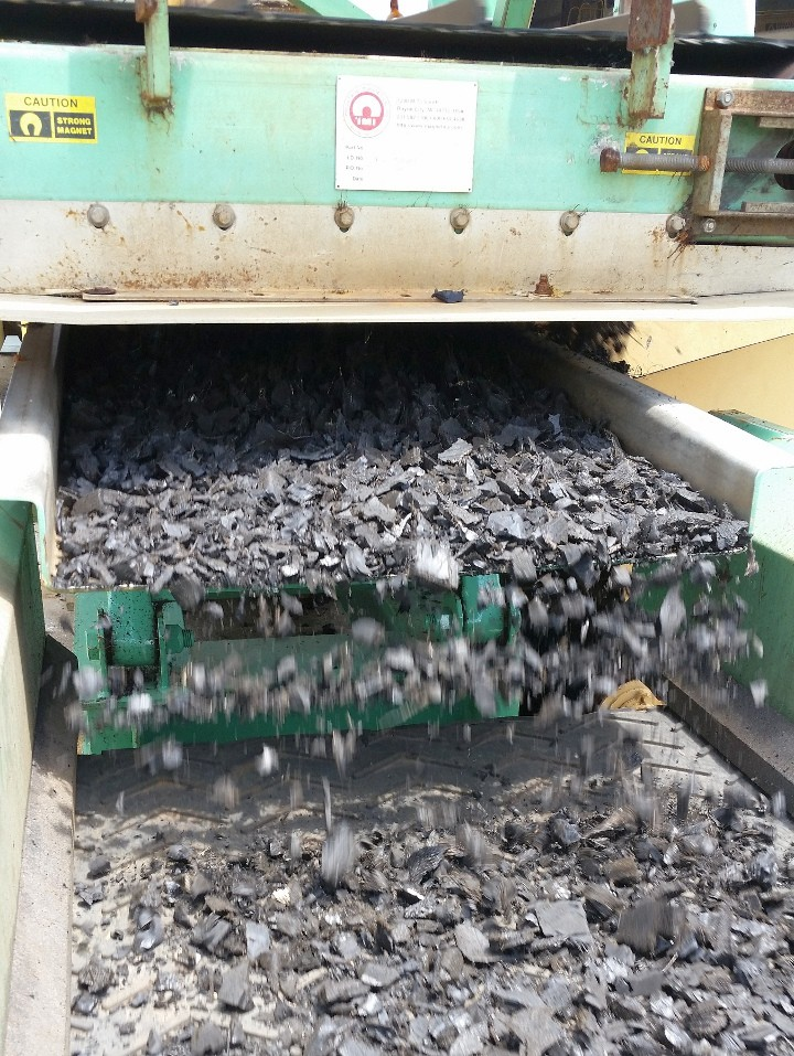 Scrap tires for TDF: Tire Derived Fuel remains primary market for scrap tires