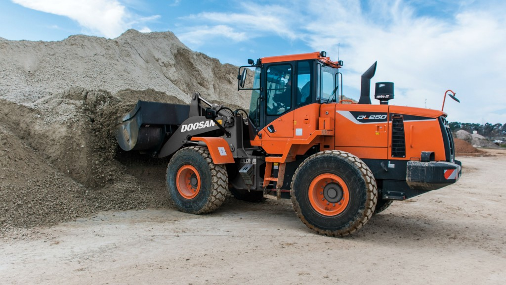 Doosan reaches milestone with more than 400,000 excavators and wheel loaders produced worldwide