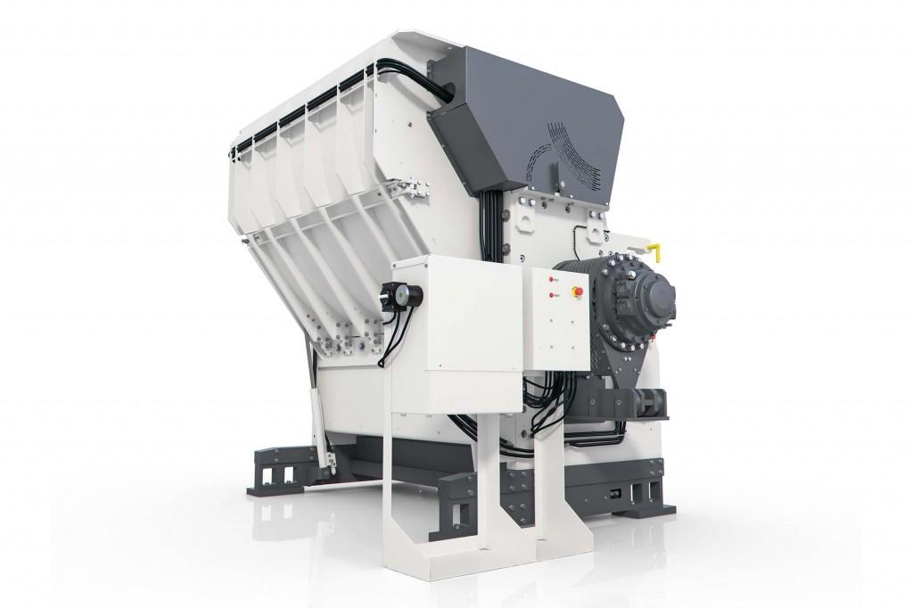 Metso - M&J FineShred 4500 Shredders