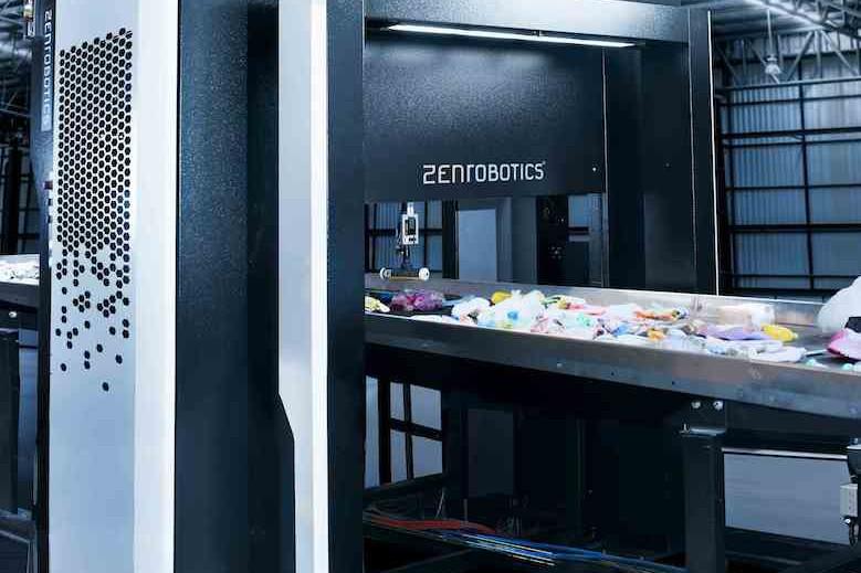 ZenRobotics Ltd. - ZenRobotics Fast Picker Recycling Sorting Systems