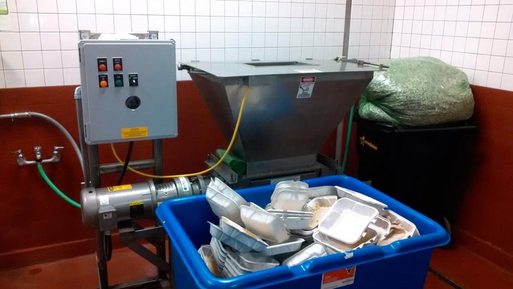 Freddie Mac moves toward green goal with JWC Monster food waste shredder