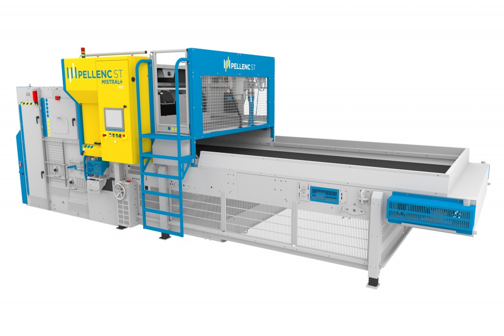 Pellenc ST America Inc. - Mistral+Film Recycling Sorting Systems