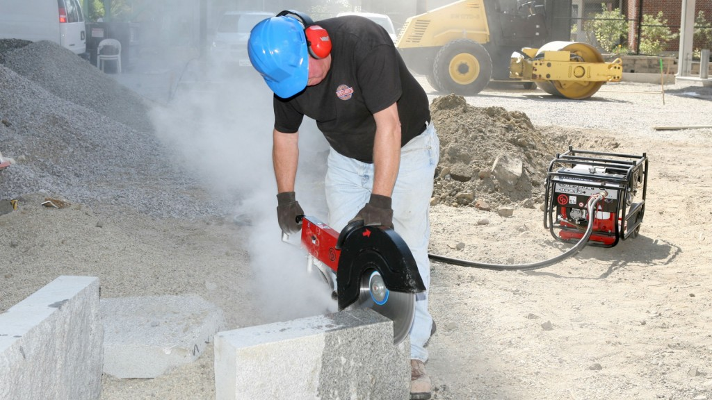 The latest in Concrete Saws