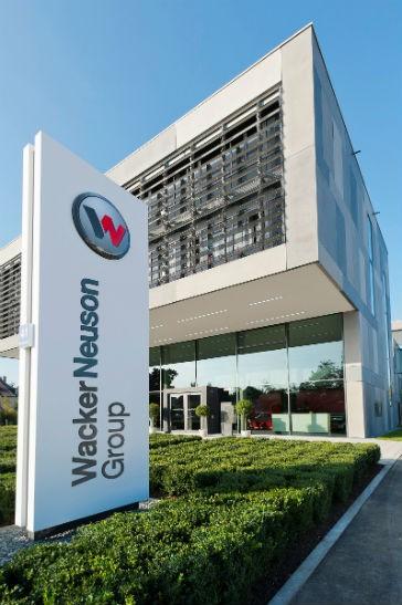Wacker Neuson reports record revenue through first six months of 2018
