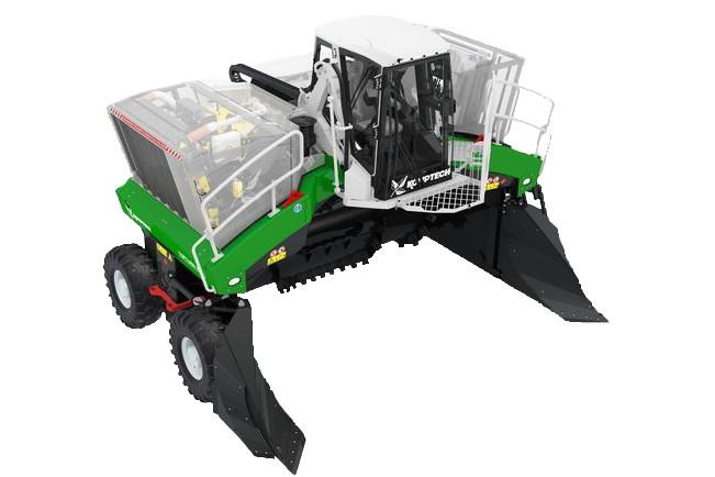 Komptech Americas LLC. - Topturn X63 Compost turners