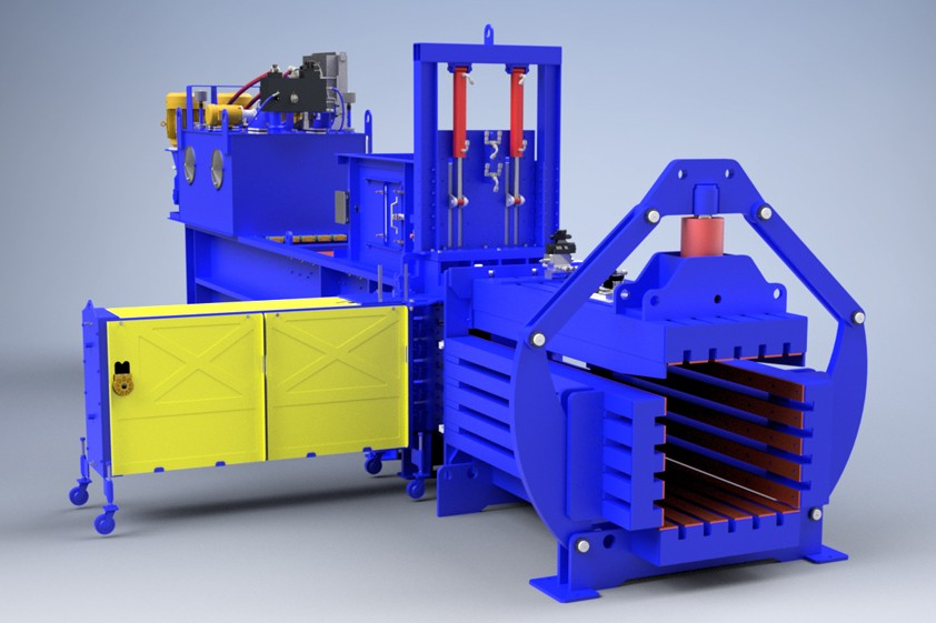 International Baler Corporation - Auto-Tie Series Balers