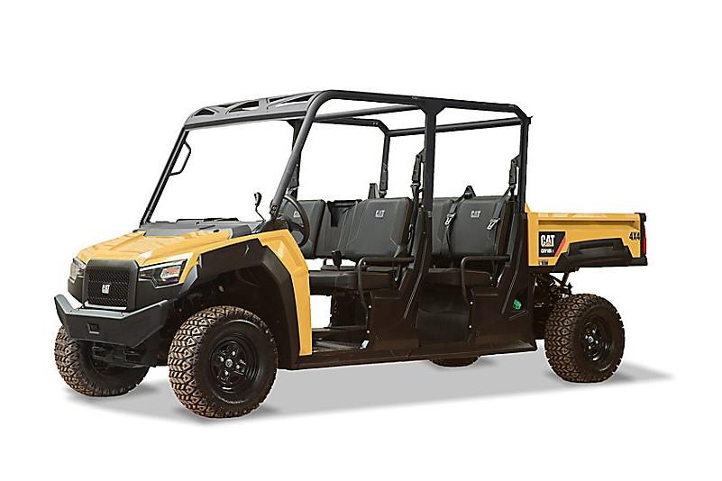 Caterpillar Inc. - CUV105D All Terrain Vehicles