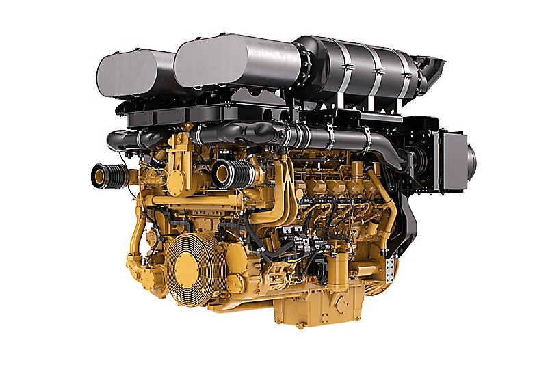 Caterpillar Inc. - 3512E Tier 4 Final Diesel Engines