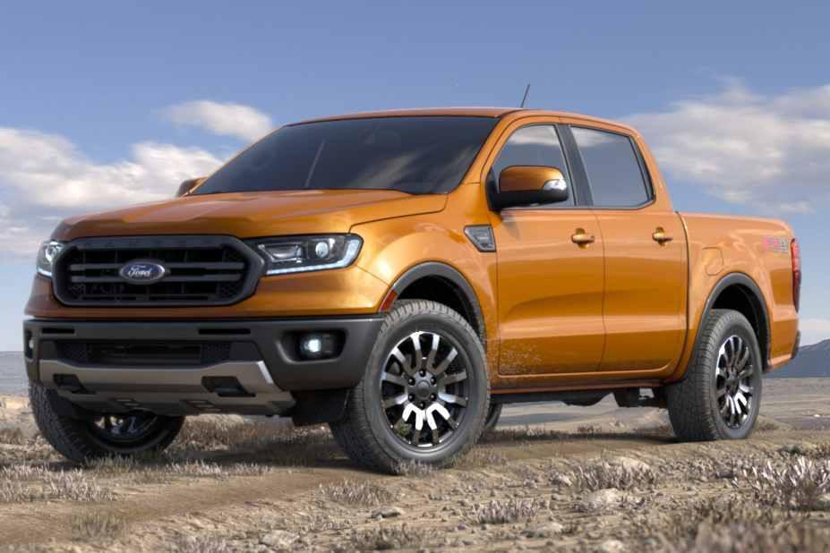 Ford Motor Company - 2019 Ford Ranger Pickup Trucks