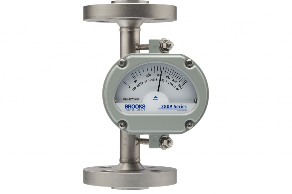 Brooks Instrument - MT3809 Series Flow Meters