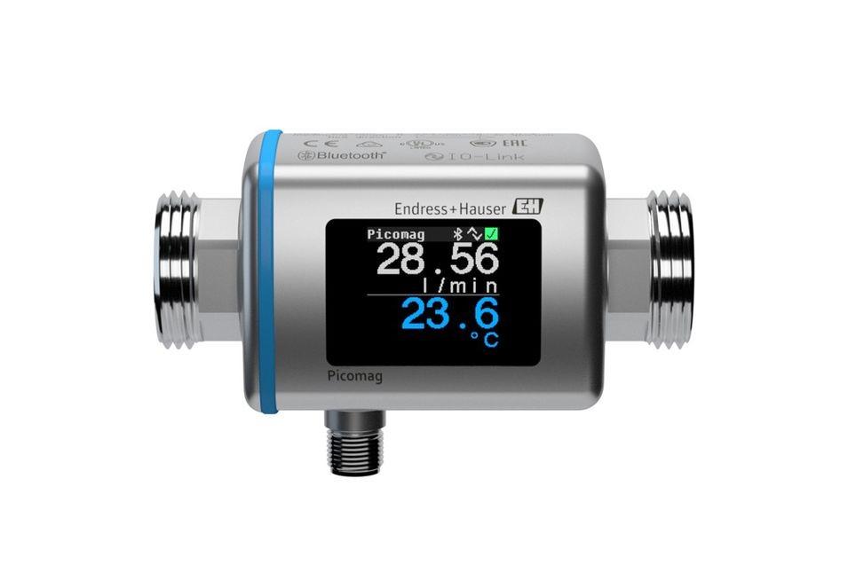 Endress+Hauser - Picomag Flow Meters