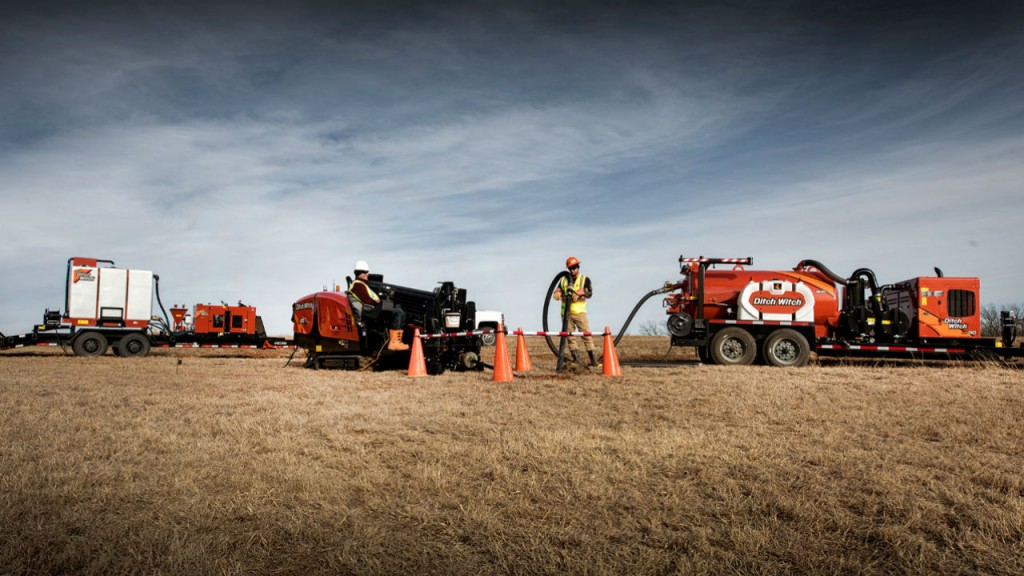 Spoils disposal will be easier thanks to a partnership between Ditch Witch and MetaFLO Technologies.