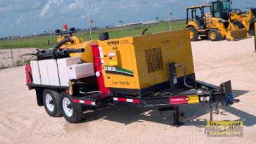 Vacuum excavators from Vac-Tron improve rental house bottom line