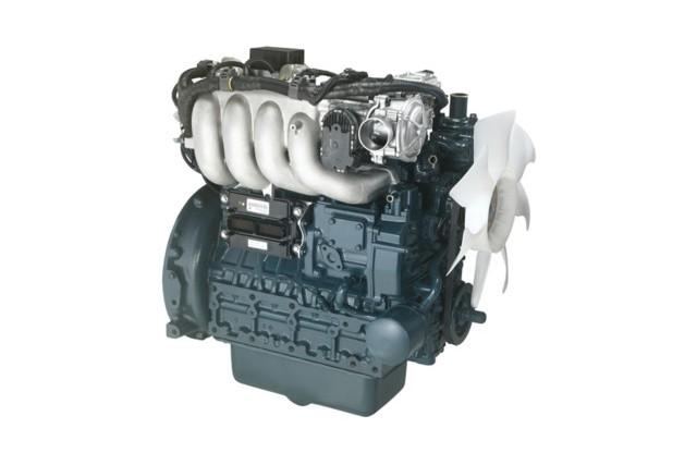 Kubota Engine America Corporation - WG2503-G-E3 Gas Engines