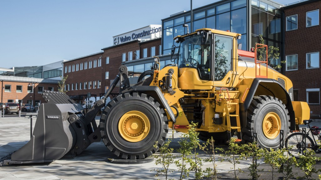 Volvo CE inaugurates new headquarters at Campus Lundby in Gothenburg