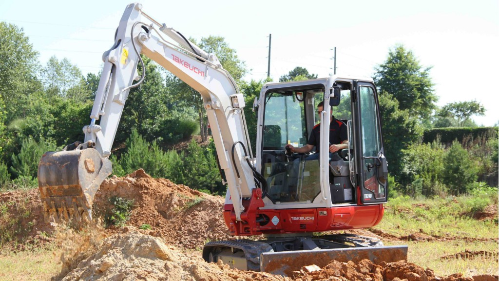SMS Equipment to sell, rent and support full line of Takeuchi equipment in Canada