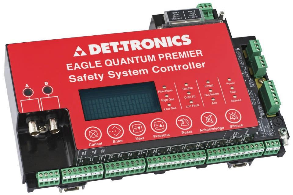 Det-Tronics - Eagle Quantum Premier®  (EQP) Gas Detectors
