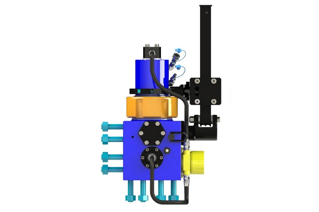 CORTEC Fluid Control - CORTEC Model CRV Valves