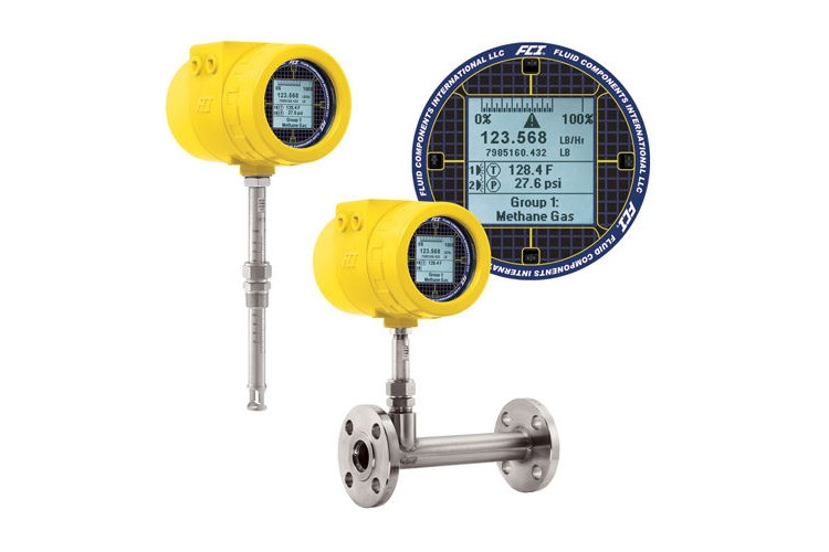 Fluid Components International - ST100 Series Flow Meters