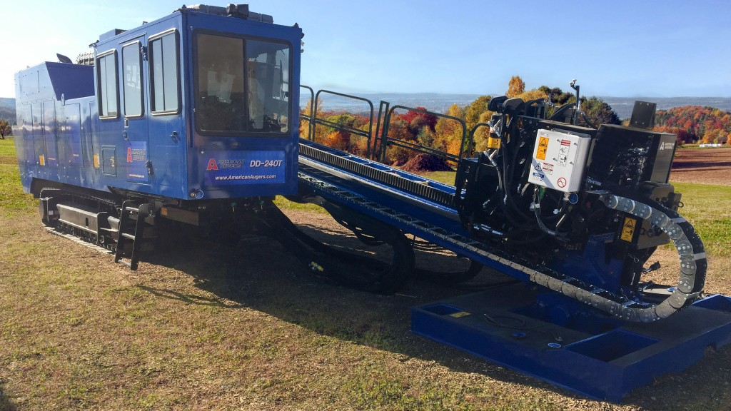Horizontal directional drill product roundup