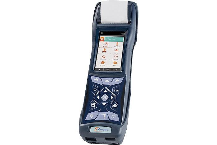 E Instruments - E1500 Analyzers