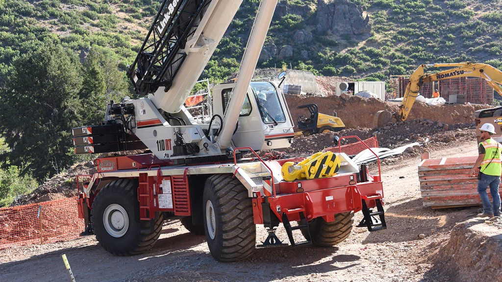 In-depth report: The master of rough-terrain lifts