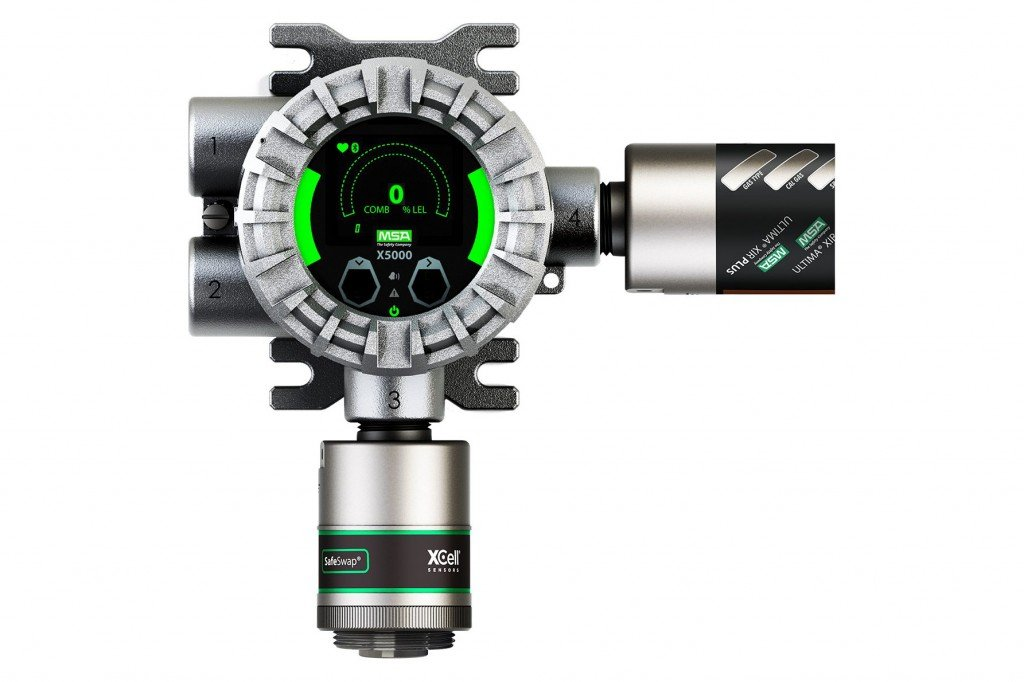 MSA - ULTIMA® X5000 Gas Detectors