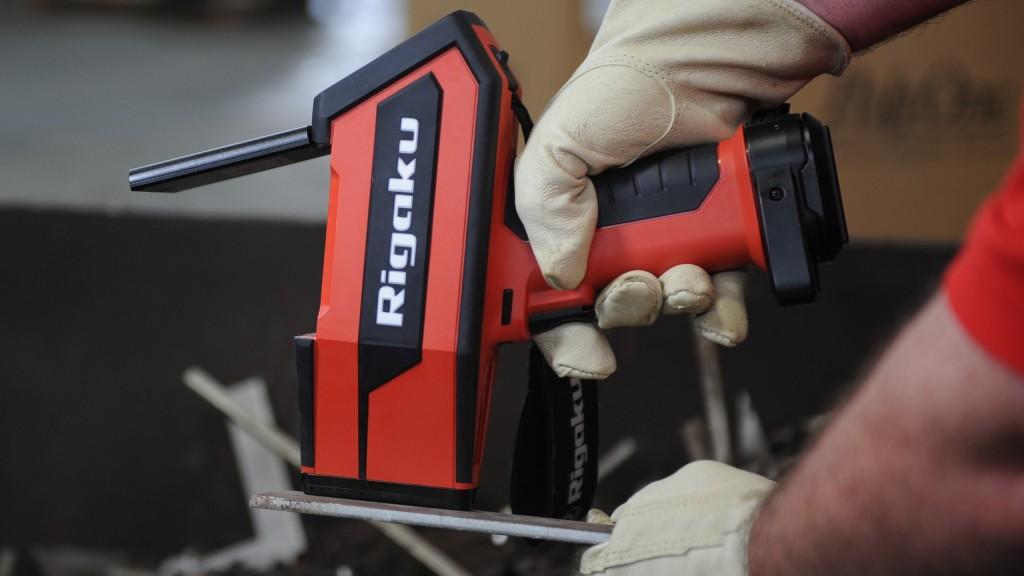 Rigaku demonstrates improved handheld LIBS capabilities
