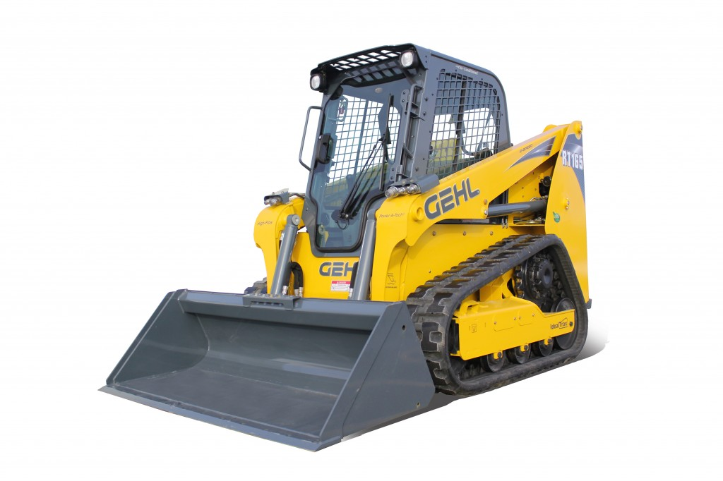 Gehl - RT165 Compact Track Loaders