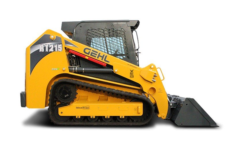 Gehl - RT215 Compact Track Loaders